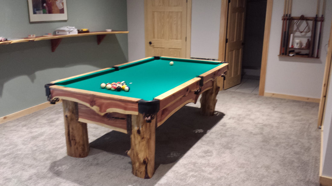 CSE CUSTOM POOL TABLES MADE IN EAST TENNESSEE CALL SHANE @VOL  661 7186    Home